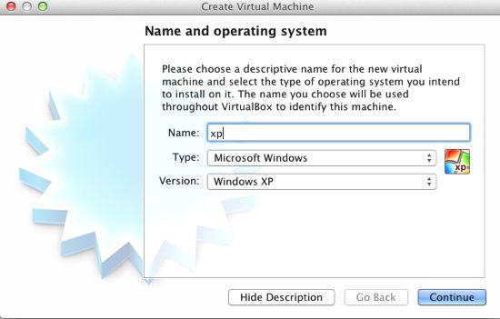 virtual box sanal makina kurulumu 1