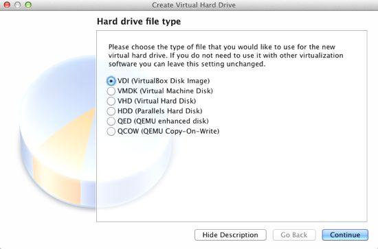 virtual box sanal makina kurulumu 4