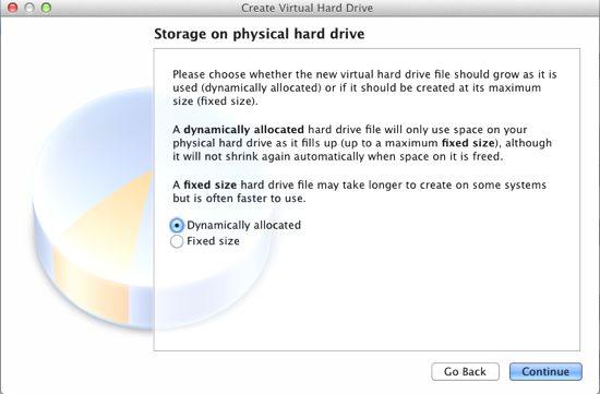virtual box sanal makina kurulumu 5